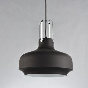 Anke 1-Light Dome Pendant