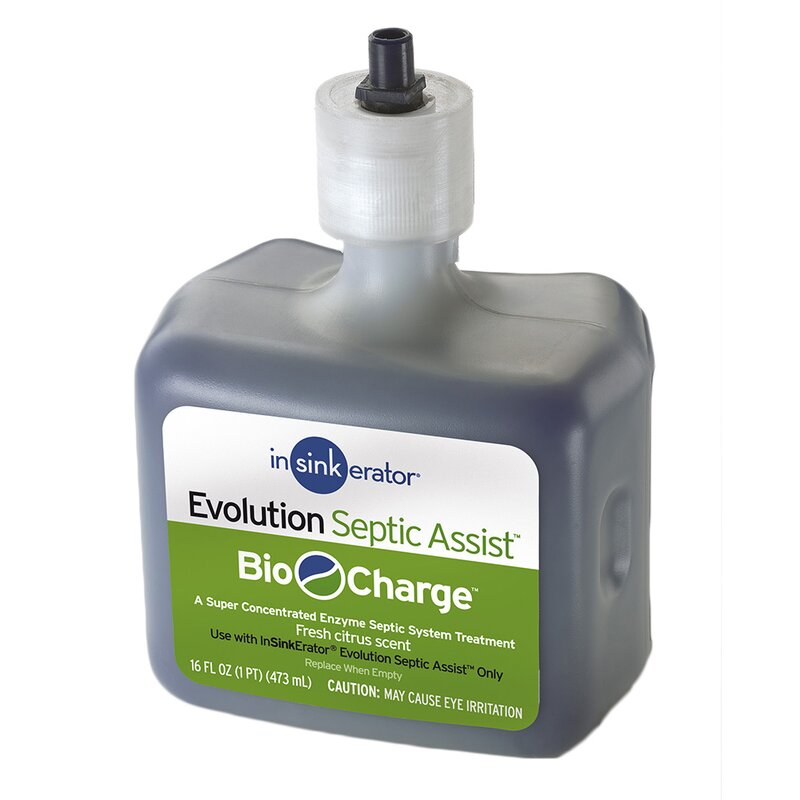 Bio-Charge Replacement Cartridge for Septic Disposer