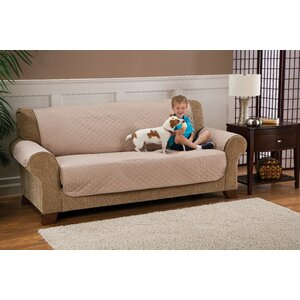 Sofa Pet Sofa Box Cushion Slipcover