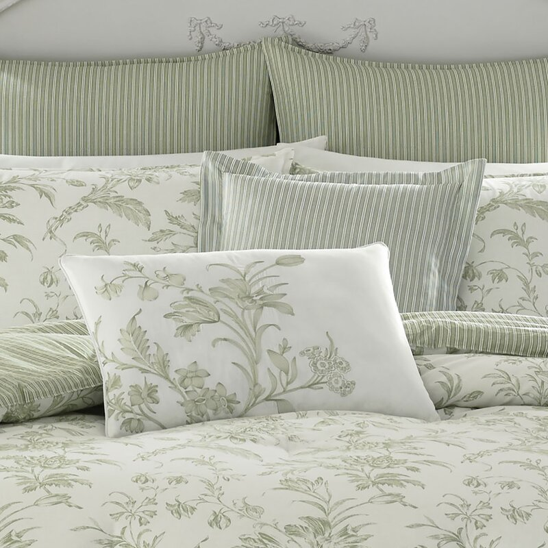 Laura Ashley Natalie Comforter Set By Laura Ashley Home Reviews