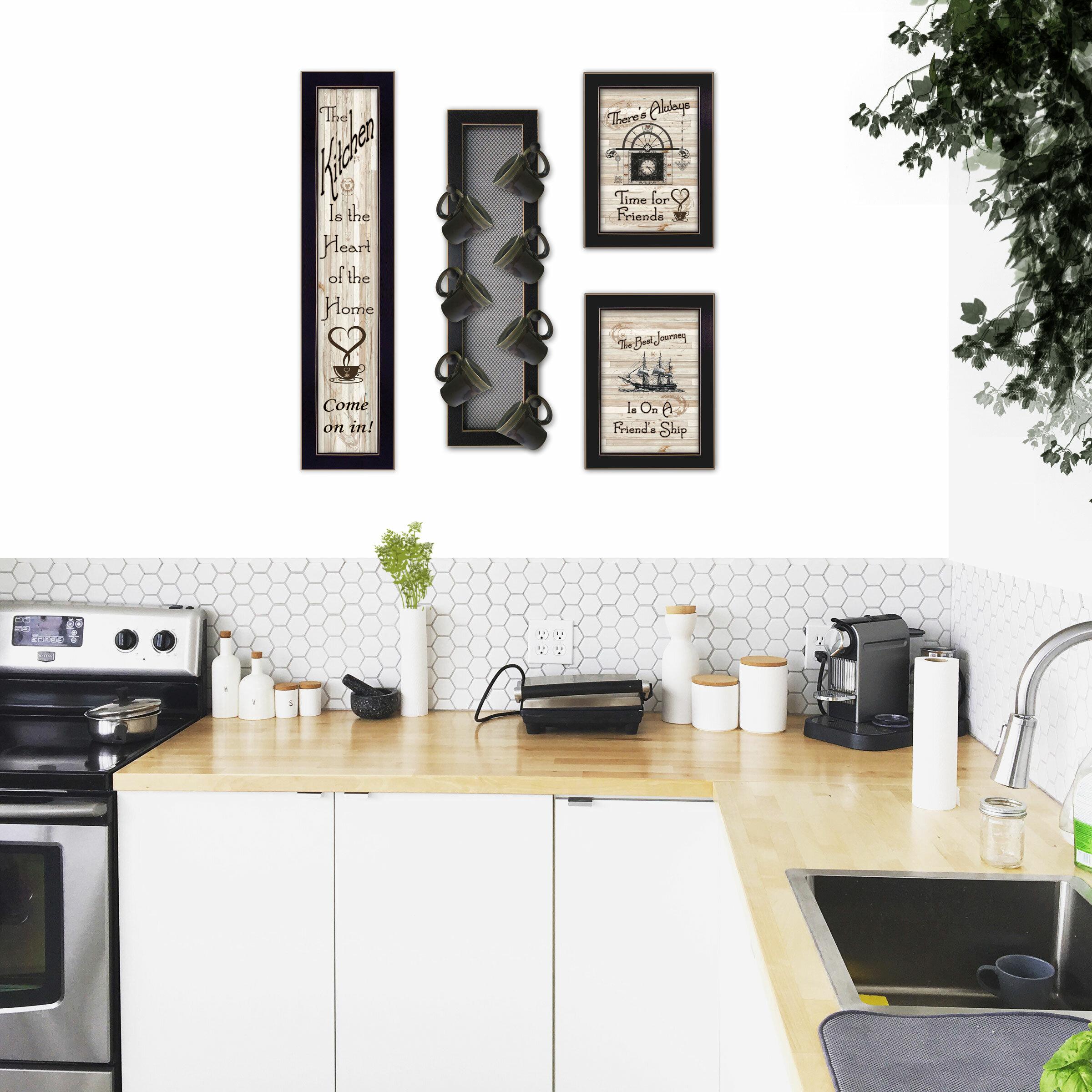 wayfair wall decor kitchen