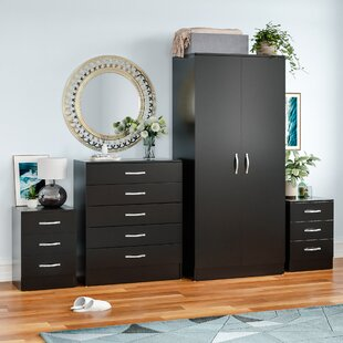 Audrina 4 Piece Bedroom Set By Zipcode Design