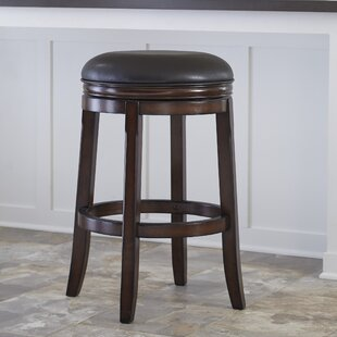 Cruce 29 Swivel Bar Stool (Set of 2) Charlton Home