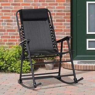 17 Stories Garden Rocking Chairs
