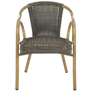 Damon Patio Chair (Set Of 2) by Safavieh Comparison