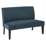 Shelton 47 Armless Loveseat by Andover Mills™