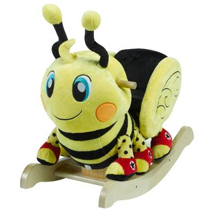 Compare & Buy Buzzy Bee Rocker By Rockabye