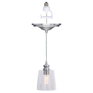 Charlton Home Boden 1-Light Cone Pendant