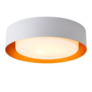 Case 3-Light Flush Mount b..