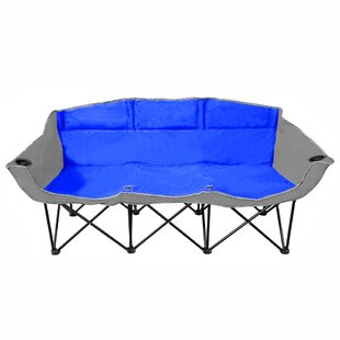 Mammie Folding Camping Bench by Freeport Park