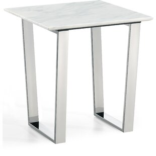 Germana End Table by Willa..