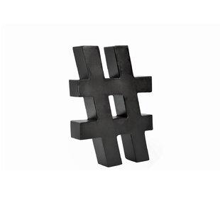 Decorative Letter A.Andrii Decorative Metal Letter Blocks