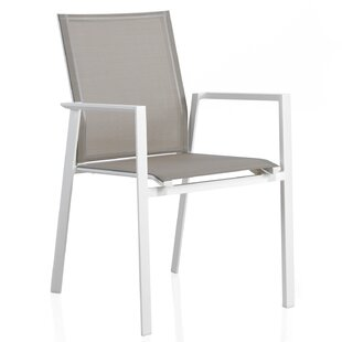 Alois Stacking Arm Chair By Sol 72 Outdoor