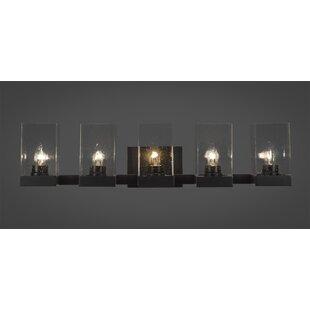 Ebern Designs Karson 5-Light Vanity Light
