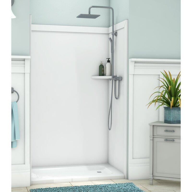 FlexStone Elegance Shower Surround 80\