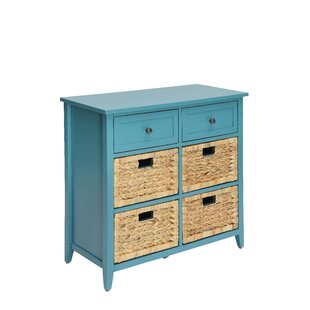 Enid 6 Drawer Accent Chest by Breakwater Bay