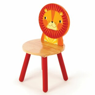 Jungle Lion Children's Desk Chair By Just Kids