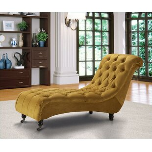Johannsen Chaise Lounge By Ophelia & Co.