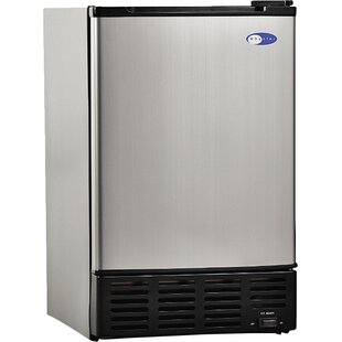 15 12 lb. Daily Production Built-In Ice Maker by Whynter