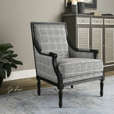 Branchdale Wood Frame Armchair by Darby Home Co