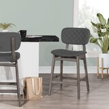 Wigbrecht 25.75 Bar Stool by Latitude Run