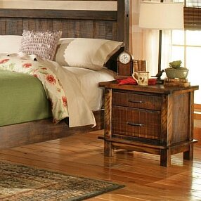 Leadville 2 Drawer Nightstand by Wildon Home® Reviews