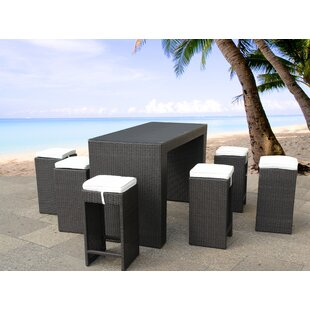 Verona 6 Seater Dining Set With Cushions Image