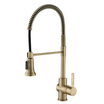 Modern Gold Kitchen Faucets Allmodern