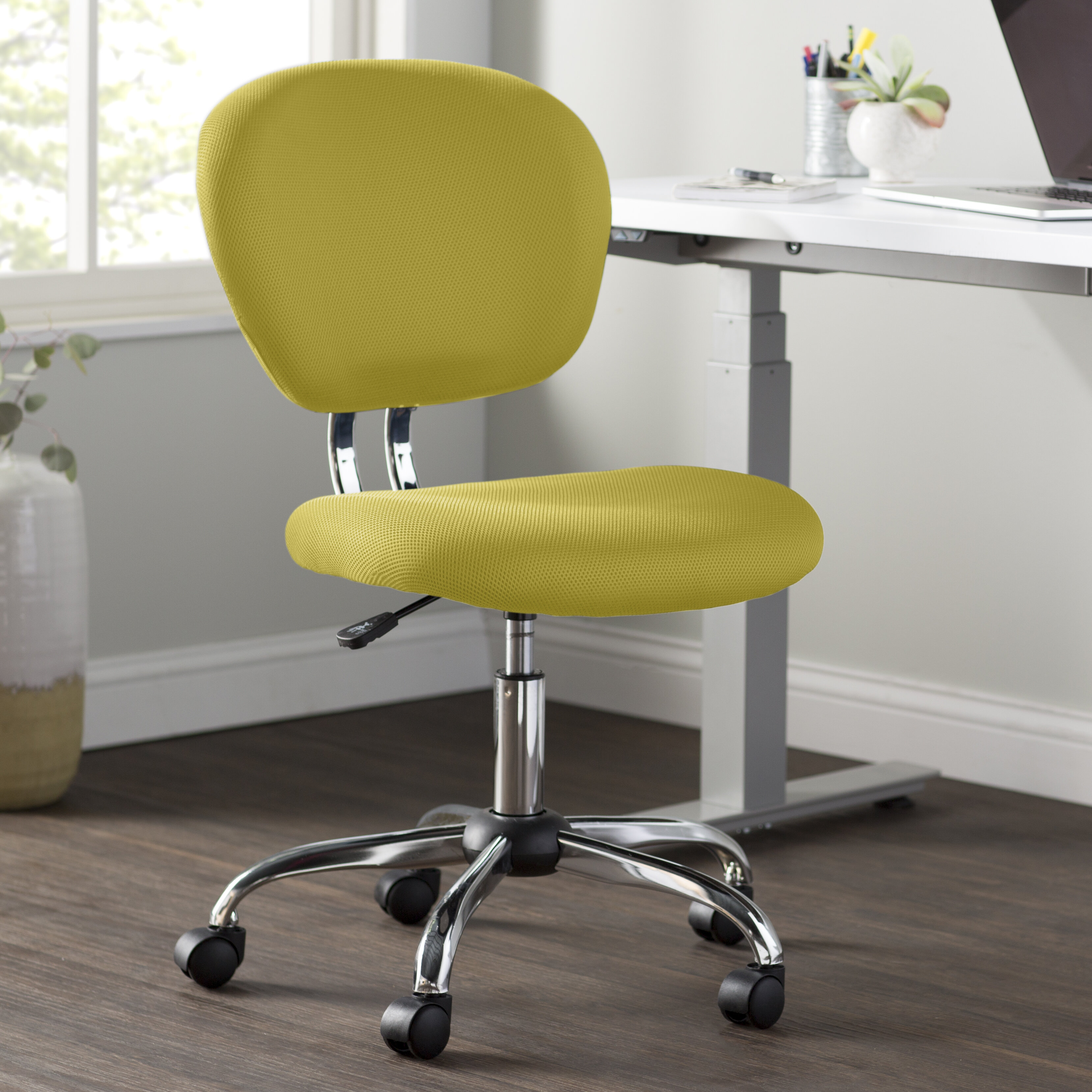 Yellow Office Chairs You Ll Love In 2020 Wayfair