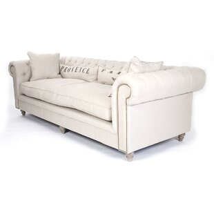 Alaine Chesterfield Sofa by Zentique