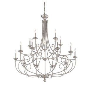 Astoria Grand Tarasova 15-Light Chandelier
