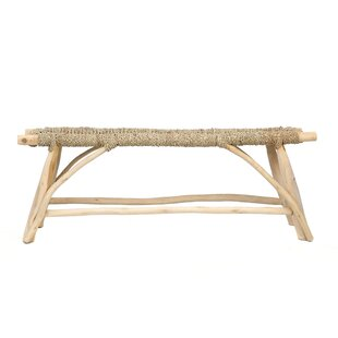 The Uluwatu Wood Bench By Bazar Bizar