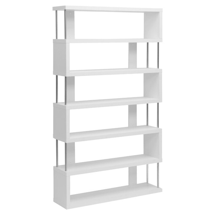 Ebern Designs Spicer Accent Shelves Bookcase