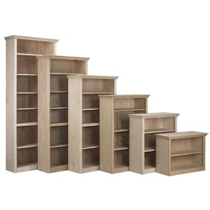 Face Frame Crown Bookcase