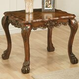 Welliver Traditional End Table by Astoria Grand
