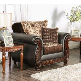 Simms Armchair by Astoria Grand