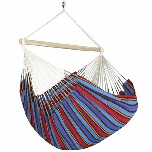 KW Hammocks Caribbean Striped Chair Hammock