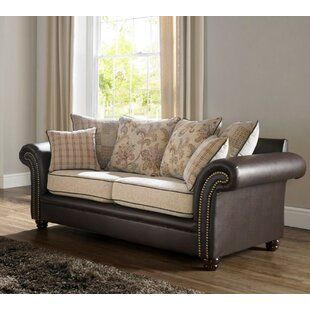 Regency 3 Seater Sofa By Winchester Leather Ltd
