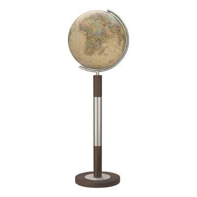 Bremen Royal Illuminated Floor Globe Columbus Globe