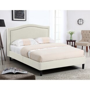 Affordable Perseus Queen Upholstered Platform Bed by House of Hampton Reviews (2019) & Buyer's Guide