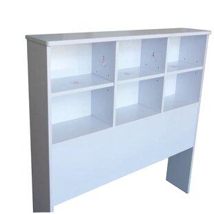 Divito Twin Bookcase Headboard by Latitude Run