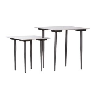 Cayuga 2 Piece Nest Of Tables By Canora Grey