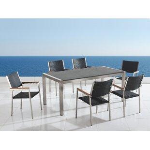 Daubenton 6 Seater Dining Set Image