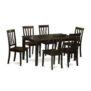 Capri 7 Piece Dining Set