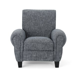 Henrik Manual Recliner by Alcott Hill