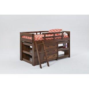 Mariann Twin Low Loft Bed