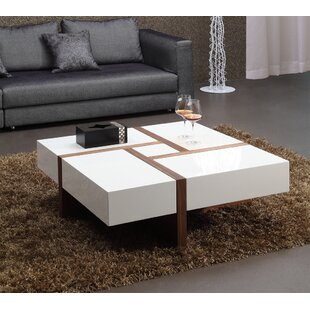 Danni Coffee Table by Orren Ellis