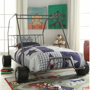 Inexpensive Henault Twin Car Bed by Zoomie Kids Reviews (2019) & Buyer's Guide