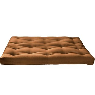 Look for 8 Cotton Full Size Futon Mattress by Alwyn Home Reviews (2019) & Buyer's Guide
