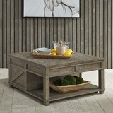 Locust Grove Coffee Table by Gracie Oaks